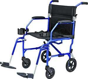 Medline MDS808200SLBR Wheelchair