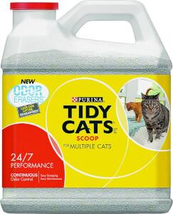 Nestle Purina Petcare C 7023011614 Cat Litter 24/7 Scoop 14lb Jug