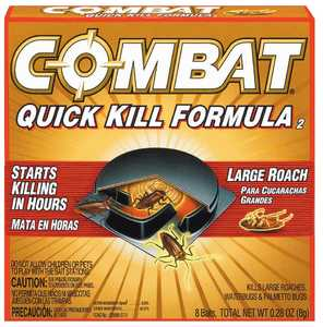 Dial Corporation 51913 Combat Roach Quick Kill Large
