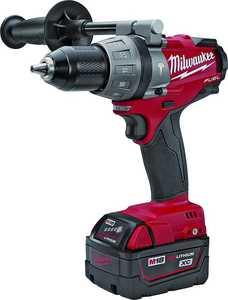 Milwaukee 2604-22 M18 1/2 in Hammerdrill/Driver Kit