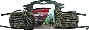 Wellington-cordage CMFP3PK-36 Camo Diamond Braided Rope 5/16 In X45 Ft