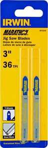 Irwin 3072336 Jigsaw Blade 3 in 36tpi Bi-Metal