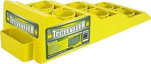 Camco 44573 Tri-Leveler Yellow