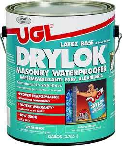 United Gilsonite Laboratories 27613 Latex Drylok Waterprfer Gray