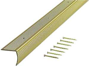 M-D Building Products 79020 Stair Edging 1-1/8x36