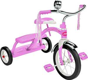 Radio Flyer 33P Classic Pink Tricycle