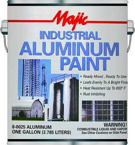 Yenkin Majestic Paint C 8-0025-1 Industrial Aluminum 1g
