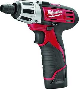 Milwaukee 2401-22 12v Li-Ion Compact Driver Kit