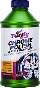 Turtle Wax T-280R Chrome Polish Liquid