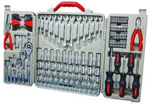 Crescent 5150115 148-Piece Mechanics Tool Set