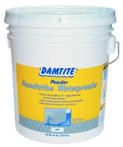 Damtite Waterproofing 2451 45lb Gray Foundation Waterprf