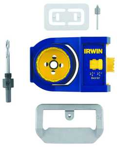 Irwin 3111001 Door Lock Installation Kit