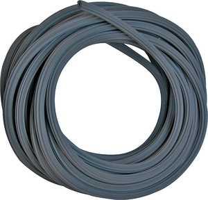Prime Line Products P 7521 .165 Black Spline 25 ft