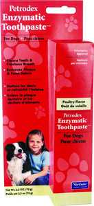Sergeant's Pet 51101 Dog Toothpaste-Poultry
