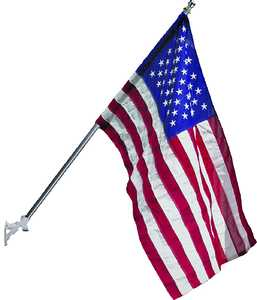 Valley Forge Flag AA99090 30x50 Aluminum Pole/Flag Kit
