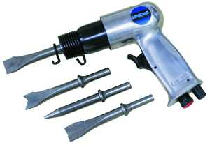MintCraft EW-120R(150MM) Air Hammer Kit With 4 Chisels