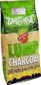Barbour Int'l 500-408 Lump Charcoal 8-Lbs