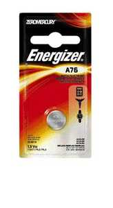 Energizer Battery A76BPZ Watch Battery No-Merc
