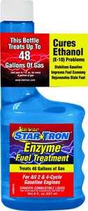 Star Brite 14308 Startron Sef Gas Additive 8 oz