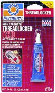 Permatex Inc 27100 6ml Red Threadlocker