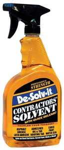 Orange-sol 10131 33 oz Contractors Solvent
