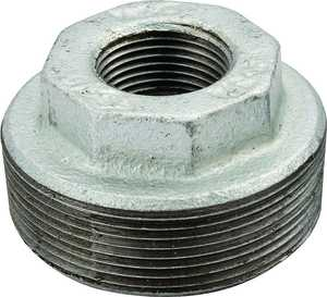 World Wide Sourcing 6100366 1/2x1/4 Gal v Hex Bushing
