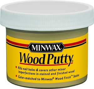 Minwax 13617000 3.75 Oz Walnut Wood Putty