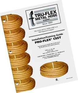 Pro-flex PFIM-0001 Installation Guide Proflex Csst