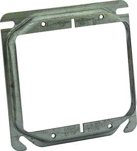 Raco 8778 2g 4 in Square Raised Cover Box