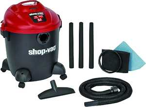 Shop Vac 5852200 Wet/Dry Vacuum 12 Gal