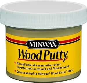 Minwax 13611000 3.75 Oz Golden Oak Wood Putty