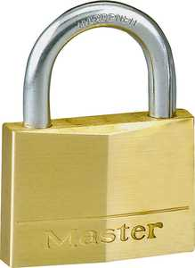 Master Lock 150D Solid Brass Padlock