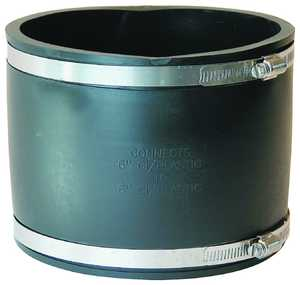 Fernco P1056-66 6 in Flexible Coupling