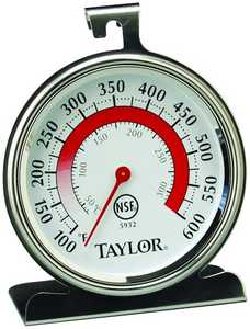 Taylor Precision Products 5932 Dial Oven Thermometer
