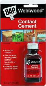 Dap 00102 1 oz Contact Cement