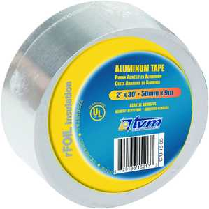 Tvm Building Products IK00011 2 in x30 ft Foil Tape