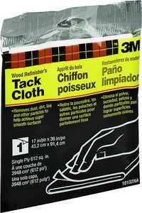 3M 10132 Wood Refinisher Tack Cloth