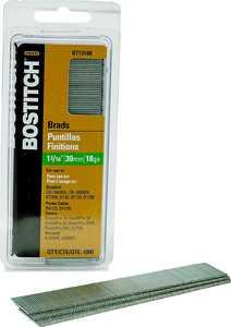 Stanley-Bostitch BT1314B 1-3/16 in Stick Brad Nail