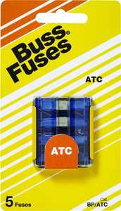 Bussmann Fuses BP/ATC-25-RP 25a Auto Blade Fuse