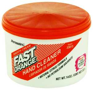 Permatex Inc 33013 Fast Orange Hand Cleaner