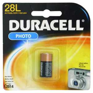 Duracell PX28LBPK Duracell Lith 6v Battery