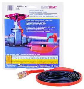 Easy Heat AHB-124 24 ft Easyheat Braided Heat Tape