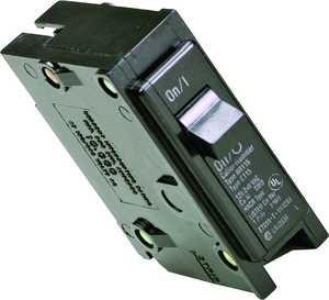 Cutler-Hammer BR115 15a 1p 1 in Plug-On Circuit Breaker