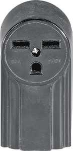 Cooper Wiring WD1232-BOX 30a 3wire Surf Gnd Receptacle