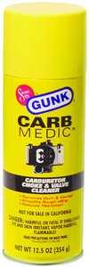 Gunk M4814 Carb Medic Carburetor Cleaner