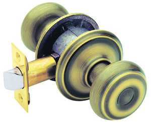Schlage Lock F10VGEO609 Georgian Pass Lockset 609