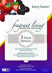 Protect Plus WSDR-BF Berry Fusion Rfill 3pack