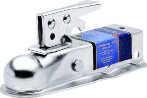 Reese Towpower 74338 Trailer Coupler 1-7/8 in Ball 2 in Channel