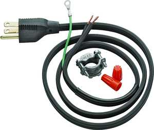 InSinkErator 09008 Garbage Disposer Power Cord 3f