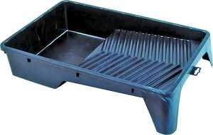 Encore Plastics 45 Deepwell Paint Roller Tray Black 3 Qt